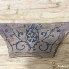 Antigüedades: REMATES . MADERA. FOTOS. SIGLO XIX. SIN CARCOMA. Lote 128826027