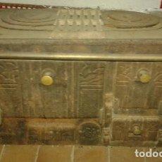 Antigüedades: COCINA ECONÓMICA. Lote 136650060
