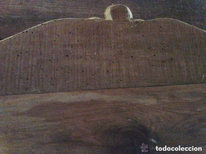 Antigüedades: Cama de Olot S XIX angeles - Envio gratuito Aragón, Cataluña, Valencia - Foto 9 - 128886199
