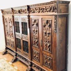 Antiques - Despacho completo estilo Renacimiento - 128905803