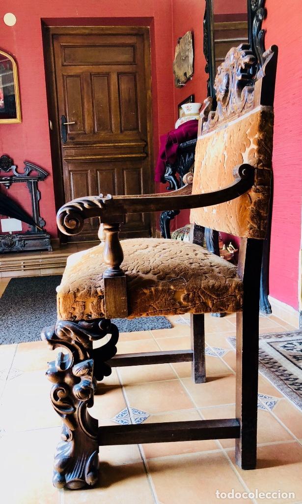 Antigüedades: Despacho completo estilo Renacimiento - Foto 5 - 128905803