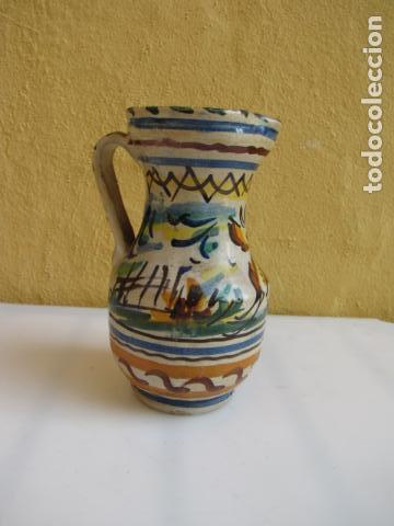 JARRA TRIANA. SEVILLA (Antigüedades - Porcelanas y Cerámicas - Triana)