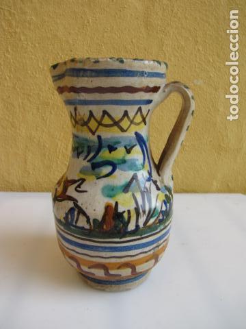 Antigüedades: Jarra Triana. Sevilla - Foto 3 - 128906239