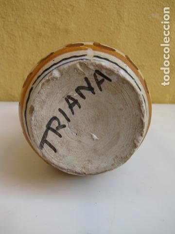 Antigüedades: Jarra Triana. Sevilla - Foto 5 - 128906239