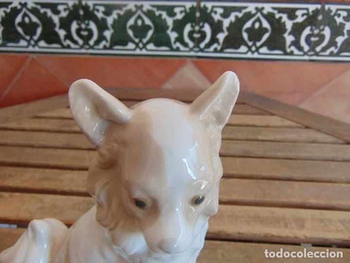 Antigüedades: FIGURA DE PERRO SELLADA NAO DE LLADRO - Foto 2 - 129012047