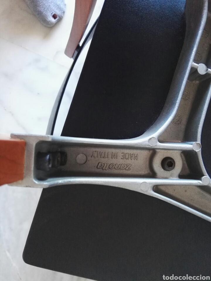 Antigüedades: Silla sillas diseño Zanotta modelo Marina Italy - Foto 4 - 129082180