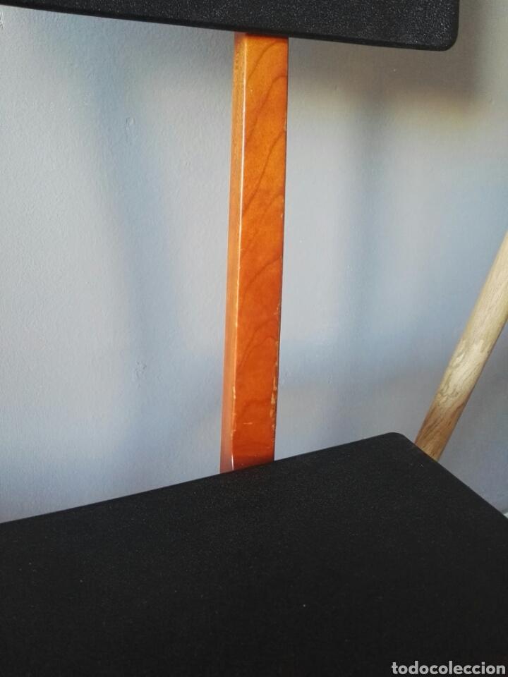 Antigüedades: Silla sillas diseño Zanotta modelo Marina Italy - Foto 7 - 129082180