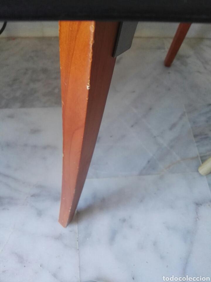 Antigüedades: Silla sillas diseño Zanotta modelo Marina Italy - Foto 8 - 129082180