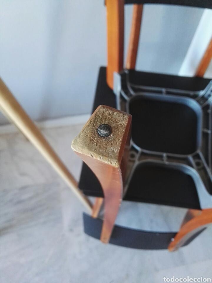 Antigüedades: Silla sillas diseño Zanotta modelo Marina Italy - Foto 10 - 129082180