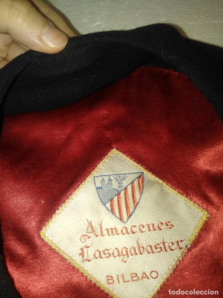 Antigüedades  Antigua boina txapela Almacenes Lasagabaster de Bilbao - Foto  4 - 129186207 afb4e5d9111