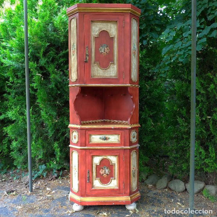 MUEBLE AUXILIAR DE COCINA (Antigüedades - Muebles Antiguos - Auxiliares Antiguos)