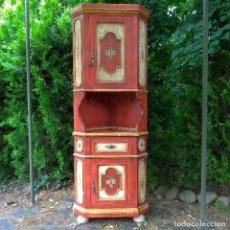 Antigüedades: MUEBLE AUXILIAR DE COCINA. Lote 129225467