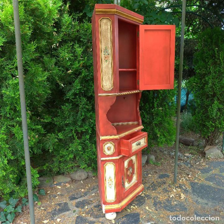 Antigüedades: Mueble auxiliar de cocina - Foto 2 - 129225467