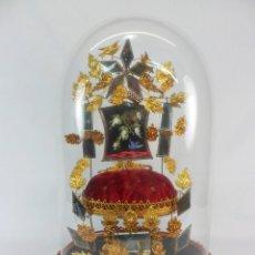 Antigüedades: GRAN GLOBE DE MARIÉE - FANAL DE DESPOSORIO - FRANCIA SXIX. Lote 129254251