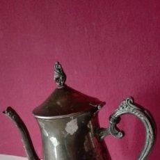 Antigüedades: ANTIGUA TETERA / CAFETERA. Lote 129321227