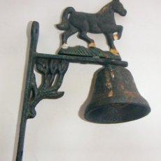 Antigüedades: VIEJO LLAMADOR DE CAMPANA. Lote 129375783