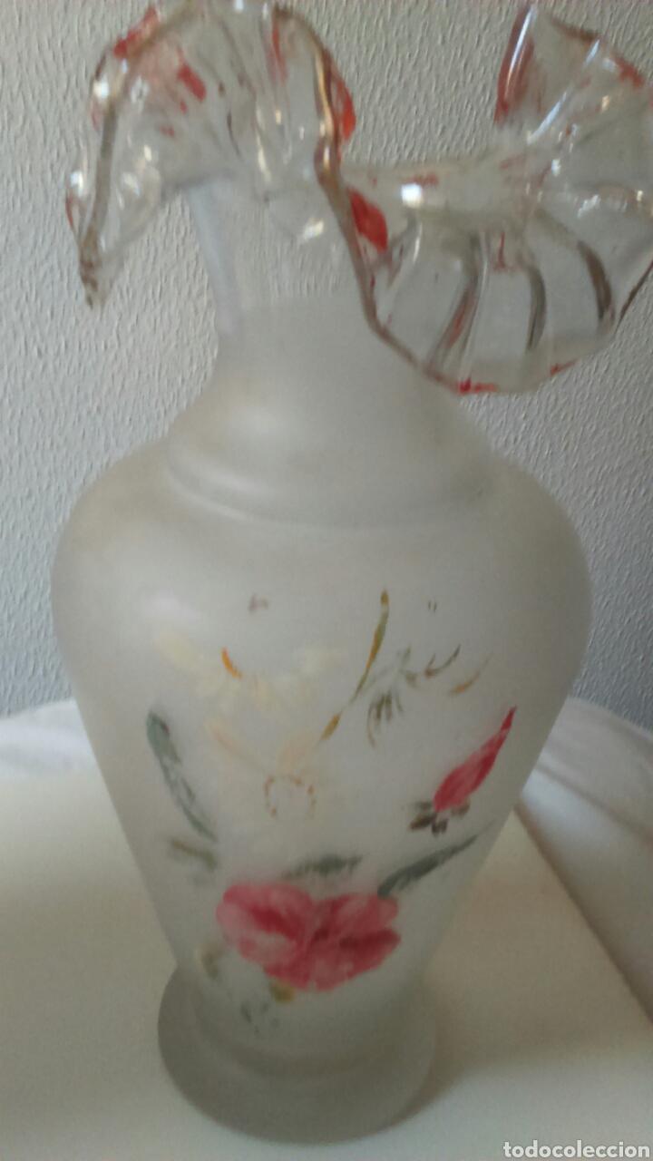 Antigüedades: Pareja de jarrones - Foto 3 - 129382199