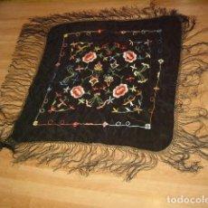 Antigüedades: MANTON BORDADO.. Lote 129387191