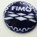Antigüedades: MEDALLA SARGADELOS FIMO FERROL-7,5 CENTIMETROS-N. Lote 129428471