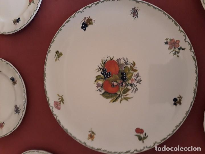 Antigüedades: SET DE PASTAS DE TÉ - Foto 2 - 174416334