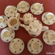 Antigüedades: JUEGO DE CAFÉ. Lote 129563867