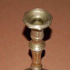Antigüedades: ANTIGUO CANDELABRO DE LATÓN-02. Lote 129686167
