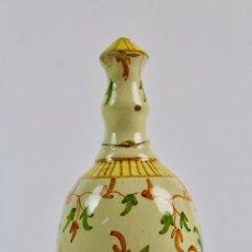 Antigüedades: CAMPANA DE CERAMICA DE ALCORA.. Lote 129698479