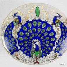Antigüedades: CAJA DE PORCELANA ALEMANA . MARCA FRIEDRICH KAESTNER.. Lote 129701351