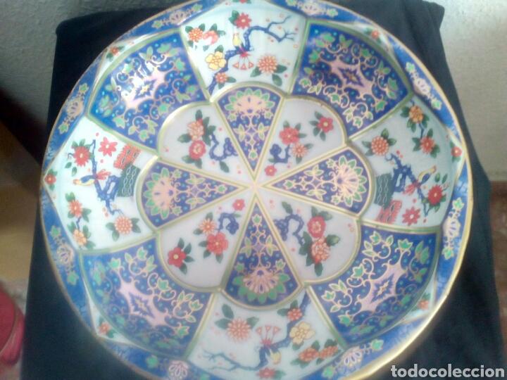 Antigüedades: FRUTERO-FUENTE METALICA INGLESA - Foto 2 - 129706460
