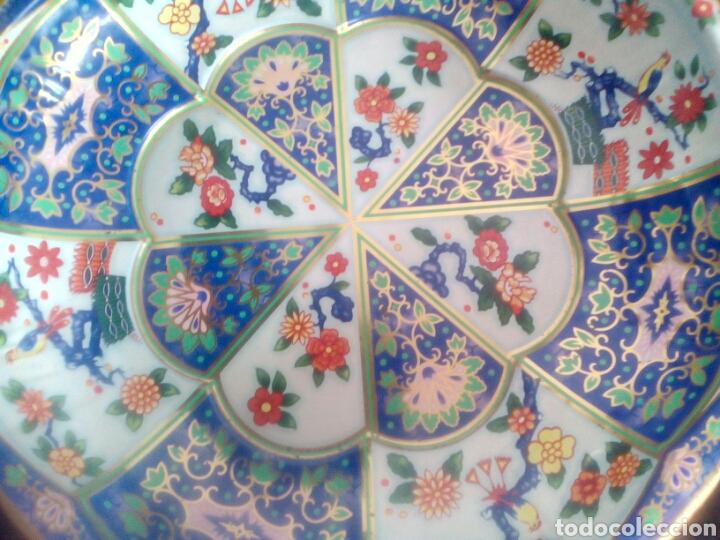 Antigüedades: FRUTERO-FUENTE METALICA INGLESA - Foto 4 - 129706460