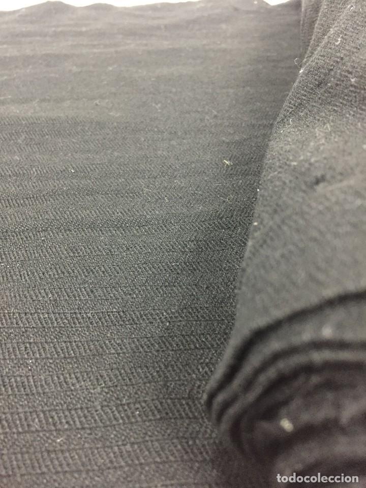 Antigüedades: Faja antigua de color negro - Foto 3 - 129721703