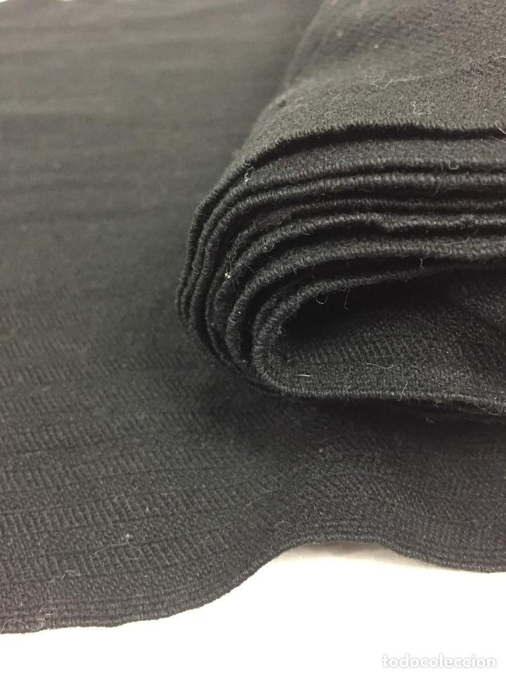 Antigüedades: Faja antigua de color negro - Foto 4 - 129721703