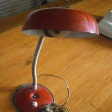 Antigüedades: ¡¡PRECIOSA LAMPARA FLEXO DE ESCRITORIO VINTAGE GILMA¡¡..AÑOS 70-80. Lote 129964563