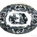 Antigüedades: PLATO DE CERÁMICA ESMALTADA. PICKMAN Y Cª. SEVILLA. SIGLO XX.. Lote 130161351