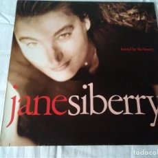 Discos de vinilo: 30-LP JANE SIBERRY, BOUND BY THE BEAUTY, GERMANY 1989. Lote 130177575