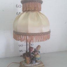 Antigüedades: LAMPARA. Lote 130253778