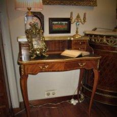 Antigüedades: PRECIOSO ESCRITORIO. Lote 130256722