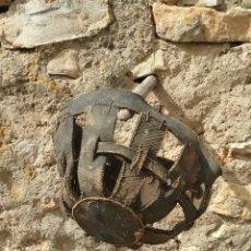 Antigüedades: BOZAL DE CABALLERIA.. Lote 130429264