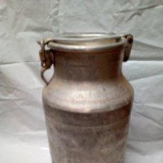 Antigüedades: LECHERA ATO ALUMINIO ATO. Lote 130429894