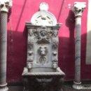 Antigüedades: FUENTE DE MÁRMOL DE MACAEL. Lote 130497214