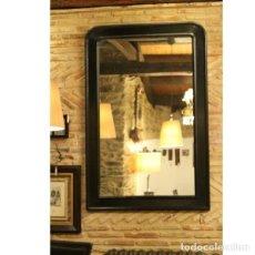 Antigüedades: ANTIGUO ESPEJO GRANDE. Lote 130501642