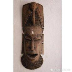 Antigüedades: MÁSCARA AFRICANA. Lote 130503558