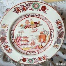 Antigüedades: MIS BELLAS JOYAS. MASON´S. PATENT IRONSTONE CHINA. MUY INTERESANTE POR RARO. C. 1820. Lote 130548026
