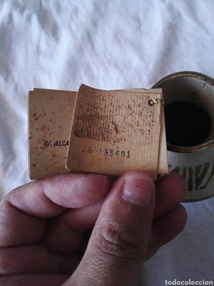 Antigüedades: Preciosa pieza alfajara ceramica malaga - Foto 10 - 130557990