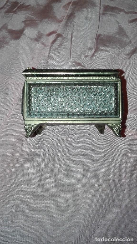 Antigüedades: Joyero - Foto 2 - 130606486