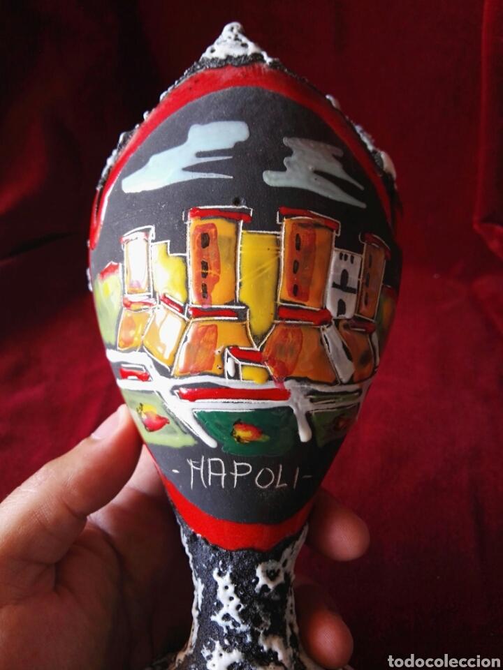 Antigüedades: Copade ceramica italy Napoli pintado a mano - Foto 5 - 130610302