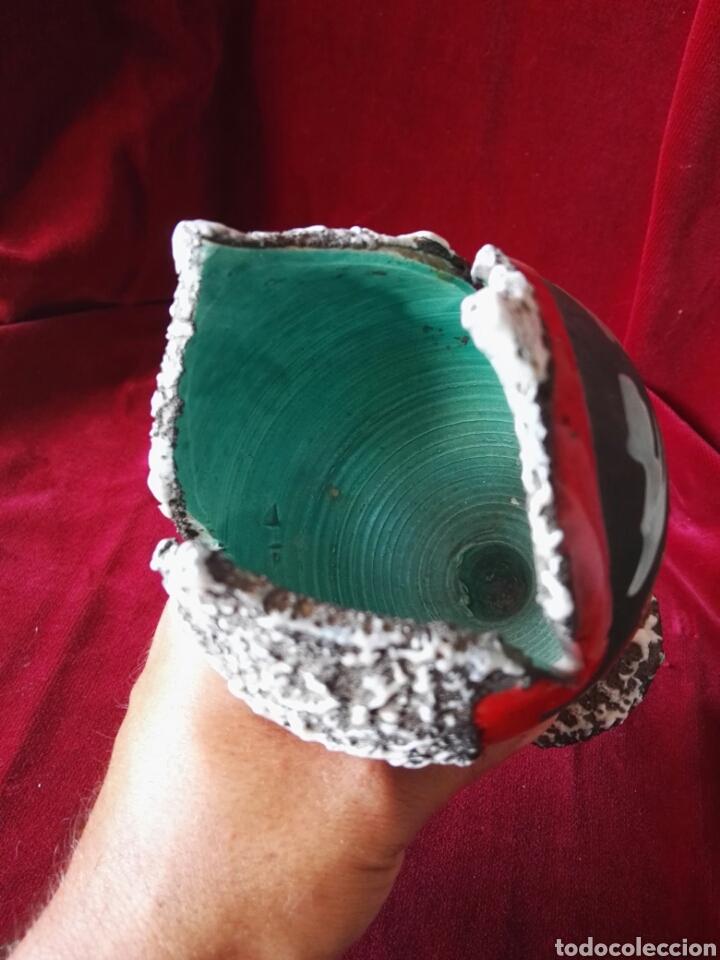 Antigüedades: Copade ceramica italy Napoli pintado a mano - Foto 10 - 130610302