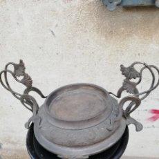 Antigüedades: CENTRO DE MESA ART NOUVEAU. Lote 130613287