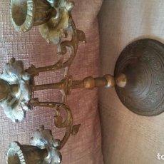 Antiguidades: CANDELABRO MARRUECOS. Lote 130646563