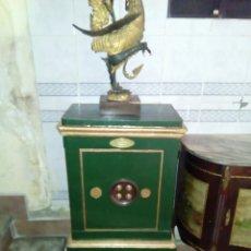 Antigüedades: CAJA FUERTE. Lote 130657624